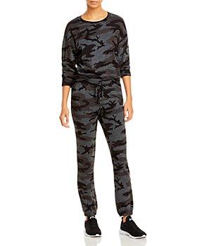 Rails - Camouflage Ramona Sweatshirt & Kingston Sweatpants