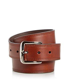 Shinola - Men's Two Belt Gift Set