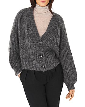 ba&sh - Bun V Neck Cardigan