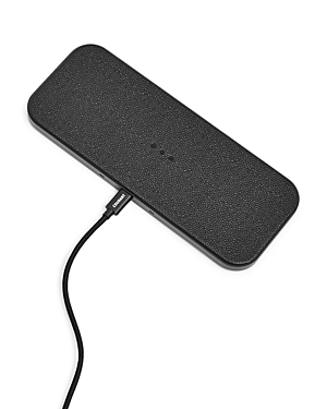 Catch:2 Leather Multi-Device Wireless Charging Pad
