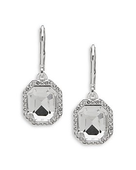 Ralph Lauren - Emerald Cut Drop Earrings