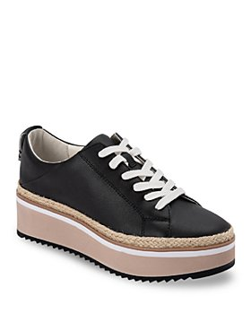 Dolce Vita - Women's Tinley Lace Up Platform Sneakers