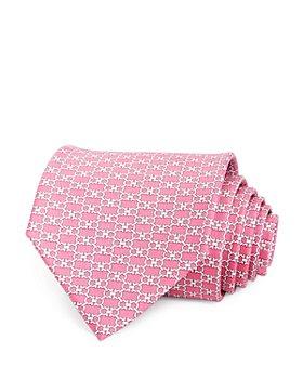 Salvatore Ferragamo - Gancini Silk Classic Tie