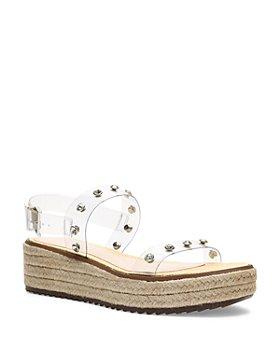 SCHUTZ - Women's Cristiane Studded Espadrille Sandals