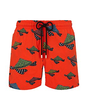 Vilebrequin - Stretch Turtle Swim Trunks