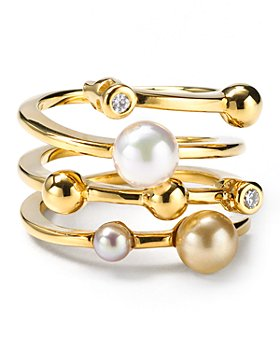 Majorica - Endless Simulated Pearl Ring