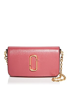 MARC JACOBS - Snapshot Leather Chain Wallet