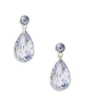 kate spade new york - Crystal Drop Earrings