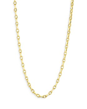 Roberto Coin - 18K Yellow Gold Chain Necklace, 17""