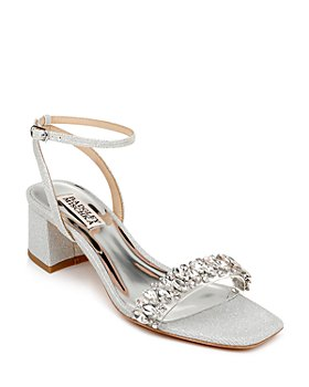 Badgley Mischka - Women's Harlow Ankle Strap Sandals