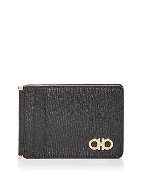 Salvatore Ferragamo - Revival Leather Bifold Card Case