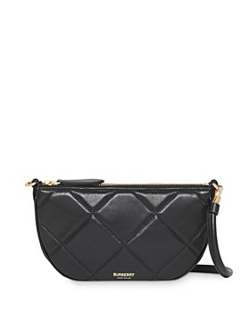 Burberry - Olympia Quilted Leather Pouch
