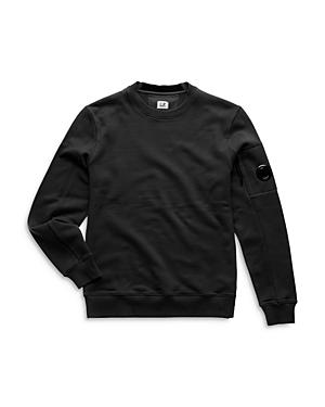 C.p. Company Cotton Fleece Sweatshirt-Men