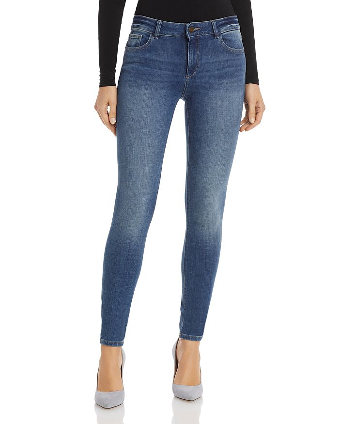 DL1961 - Florence Instasculpt Skinny Jeans in Pacific