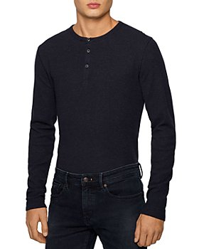 BOSS - Trix Long-Sleeve Slim Fit Henley