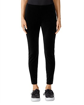 Eileen Fisher - Velvet Ankle Leggings