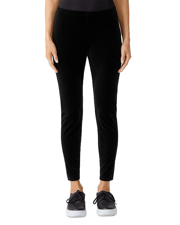 Eileen Fisher - Velvet Ankle Leggings