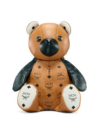 MCM - Zoo Bear Mini Backpack
