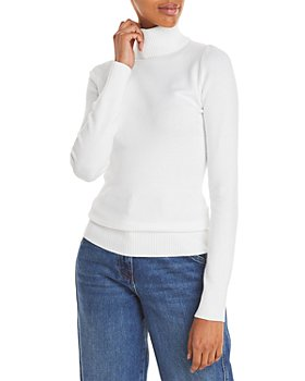 FRENCH CONNECTION - Babysoft Turtleneck Top