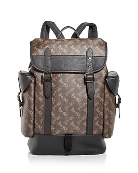COACH - Hitch Signature Backpack