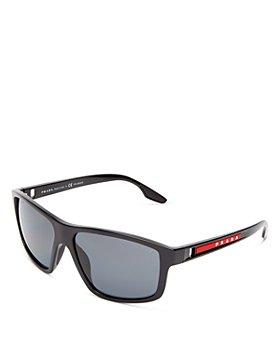 Prada - Men's Polarized Square Sunglasses, 60mm