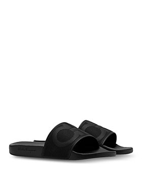 Salvatore Ferragamo - Men's Slide Sandals