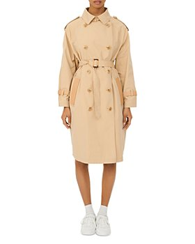 Maje - Grench Tailored Trench Coat