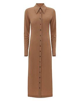 Andamane - Ginevra Midi Chemisier Dress