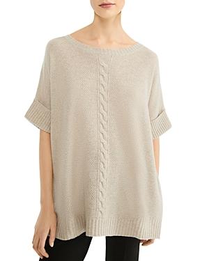 Max Mara Sicilia Cuffed Sleeve Sweater-Women
