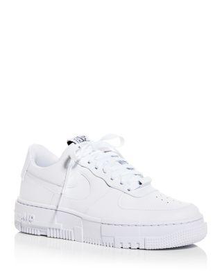 Nike Women's Air Force 1 Pixel Low Top Platform Sneakers ...