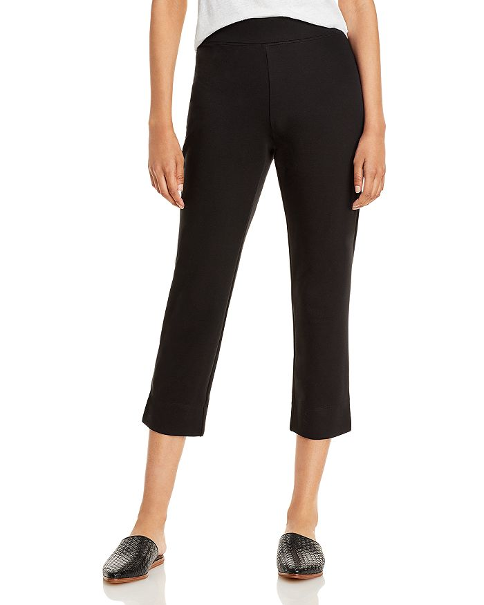 Eileen Fisher - System Slim Cropped Pants
