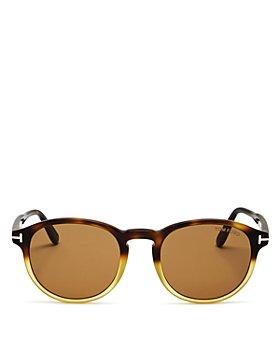 Tom Ford - Men's Dante Round Sunglasses, 52mm