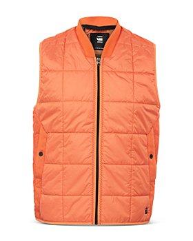 G-STAR RAW - Lightweight Quilted Vest