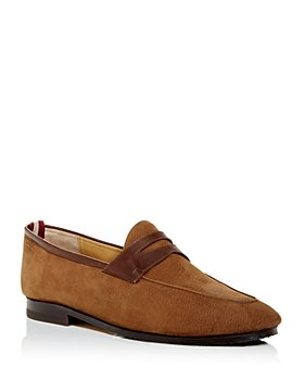 Bally - Men's Plumy Penny Loafers