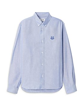 Kenzo - Tiger Crest Button Down Shirt