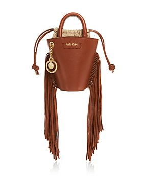 See by Chloé - Cecilia Mini Fringe Shoulder Bag