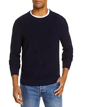 The Men's Store at Bloomingdale's - Cotton Crewneck Sweater - 100% Exclusive