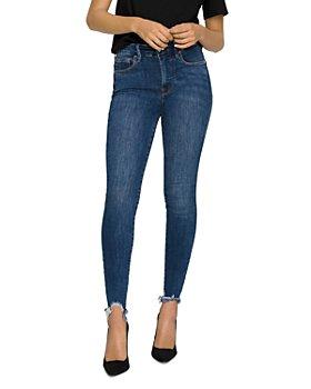 Good American - Good Legs Skinny Jeans in Blue614