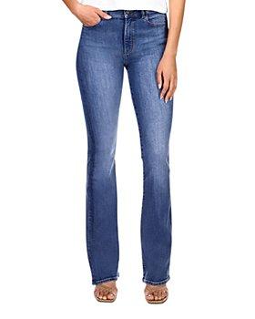 DL1961 - Bridget Instasculpt Bootcut Jeans in Admiral