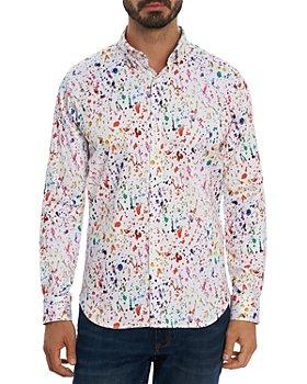 Robert Graham - Candida Tailored Fit Long Sleeve Shirt