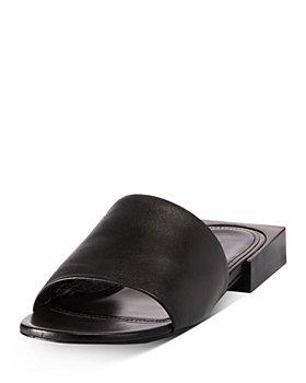 Balenciaga - Women's Slip On Box Sandals