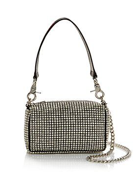 BruceGlen - Sparkle Pouchette Mini Convertible Bag