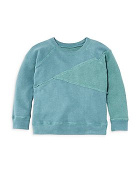 CHASER - Boys' French Terry Color Blocked Sweatshirt - Little Kid