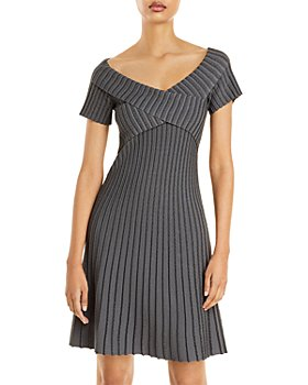 Armani - Lurex Knit Dress