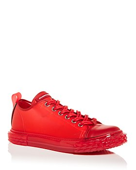 Giuseppe Zanotti - Men's Blabber Jellyfish Low Top Sneakers