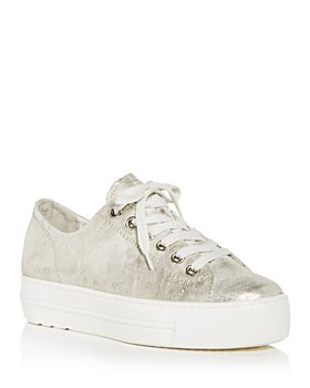 Paul Green - Women's Bixby Low Top Platform Sneakers