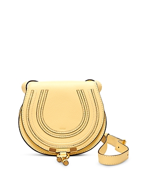 Chloé Marcie Mini Round Crossbody