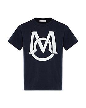 Moncler - Boys' Maglia Cotton Tee - Little Kid, Big Kid