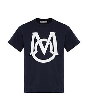 Moncler BOYS' MAGLIA COTTON TEE - BIG KID