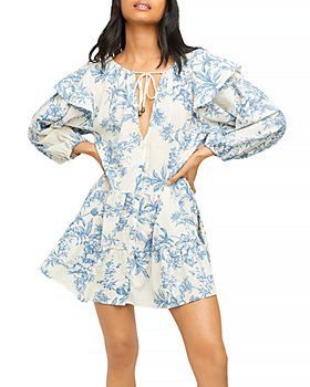 Free People - Sunbaked Cotton Swing Dress